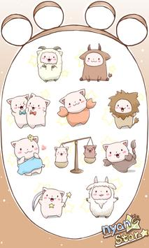 Nyan Star13 Emoticons-New poster