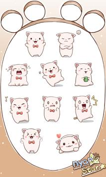 Nyan Star1 Emoticons(new) poster