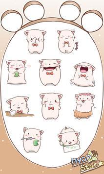 Nyan Star2 Emoticons-New poster