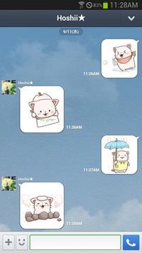Nyan Star2 Emoticons-New apk screenshot