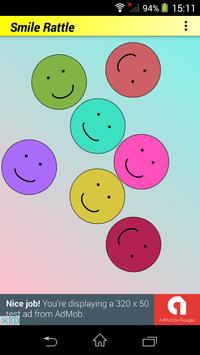 Smile Rattle poster
