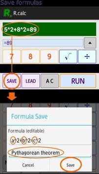 R.calc(Calculator) screenshot 4