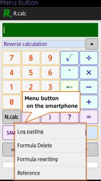 R.calc(Calculator) apk screenshot