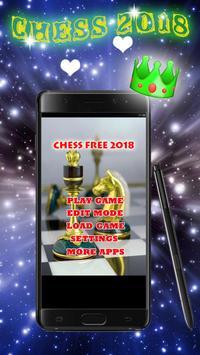 Chess Offline Free 2018 poster