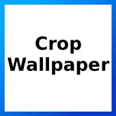 Crop Wallpaper icon