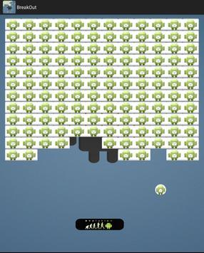 PhysicalBreakOut apk screenshot