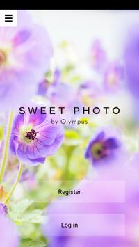 Sweet Photo by Olympus poster
