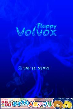 Flappy Volvox poster