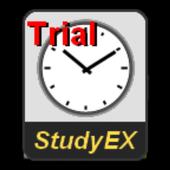 クロックスタディEX トライアル(子供知育:時計) icon