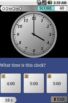 Clock Study EX Trial (Kids) screenshot 1