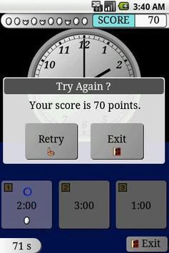 Clock Study EX Trial (Kids) screenshot 4