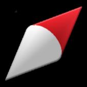 3D Compass icon