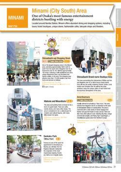 Osaka Convention & Tourism Bureau Official Guide screenshot 4
