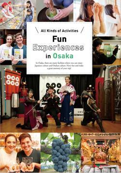 Osaka Convention & Tourism Bureau Official Guide screenshot 2