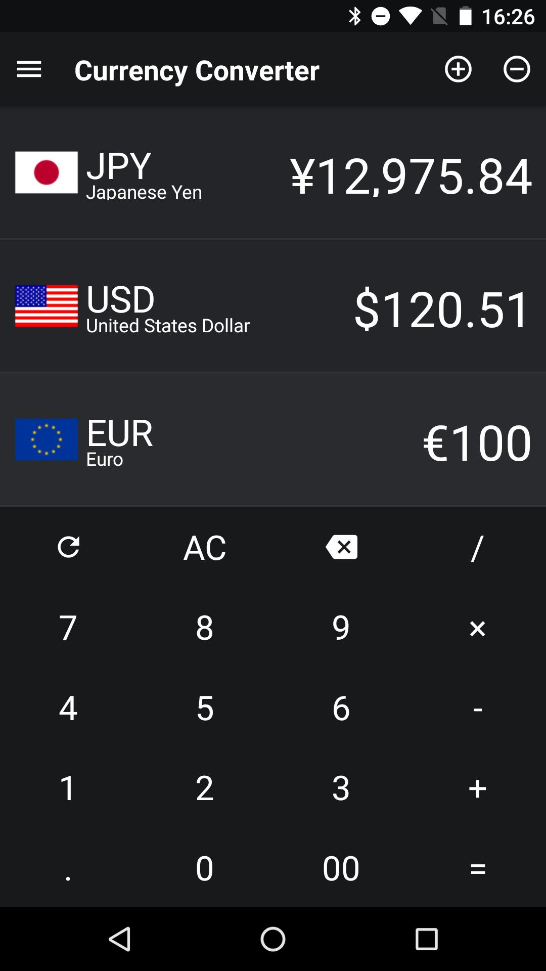 Travel Currency Converter For Android