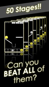 意外とハマる 物理パズルゲーム ボールをゴールへドーン 無料で簡単な脳トレやひまつぶし スクリーンショット 4