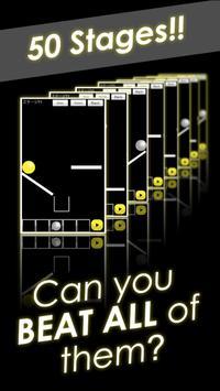 意外とハマる 物理パズルゲーム ボールをゴールへドーン 無料で簡単な脳トレやひまつぶし スクリーンショット 9