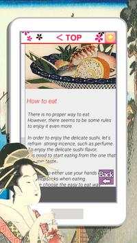 Let's eat SUSHI apk screenshot