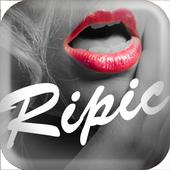 Super photo editor!⇒RIPIC icon