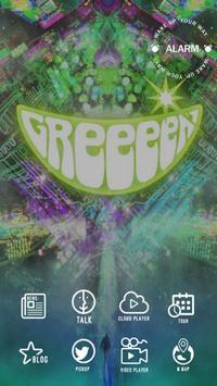 GReeeeN poster