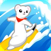 Surfing Ermine icon