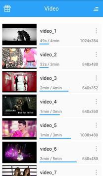 HD Media Player apk screenshot