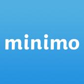 サロンスタッフ直接予約アプリ minimo ミニモ icon