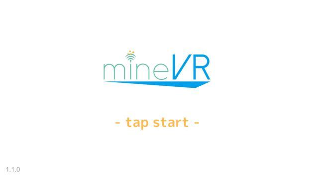 mine VR poster