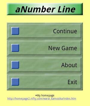 Brain puzzle aNumber Line screenshot 2