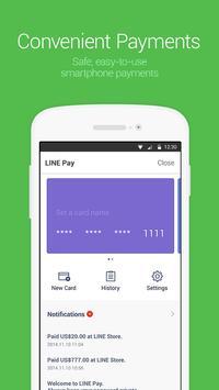 LINE: Llama y mensajea gratis captura de pantalla de la apk