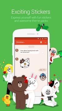 LINE(ライン) - 無料通話・メールアプリ apk スクリーンショット