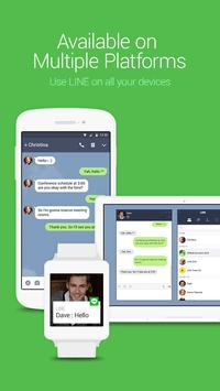 LINE: Free Calls & Messages apk screenshot