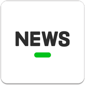LINE公式ニュースアプリ / LINE NEWS icon