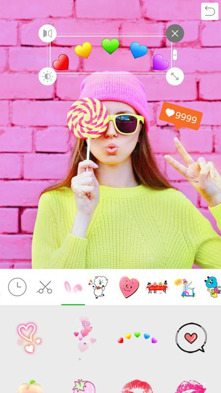 Line camera editor de fotos apk baixar gr tis for Candy camera editor de fotos