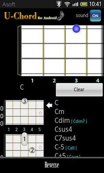 UChord  (Ukulele Chord Finder) apk screenshot