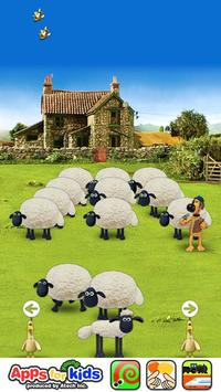 Shaun the Sheep  A warm day poster