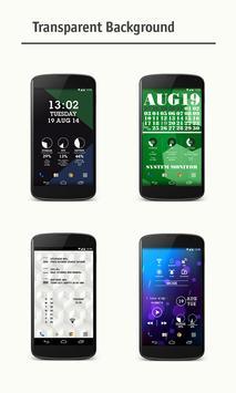 WidgetHome Launcher apk screenshot