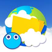BIGLOBE Cloudstorage icon
