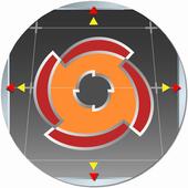 Typhoon! Radar icon