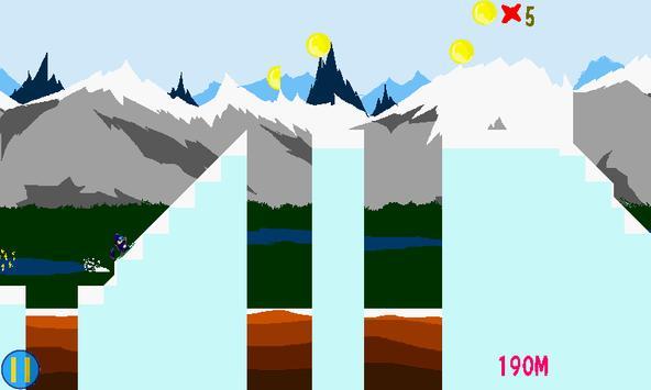Ski jump jump poster