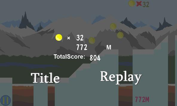 Ski jump jump apk screenshot