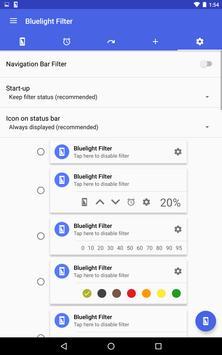 ブルーライト軽減フィルター ~ ブルーライトはアプリで対策! apk スクリーンショット