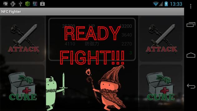 NFC Fighter screenshot 4
