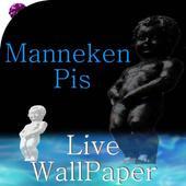 Manneken Pis LiveWallpaper icon