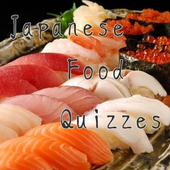 Japanese Food Quizzes trivia icon