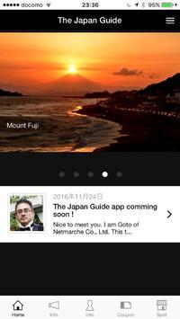 The Japan Guide apk screenshot