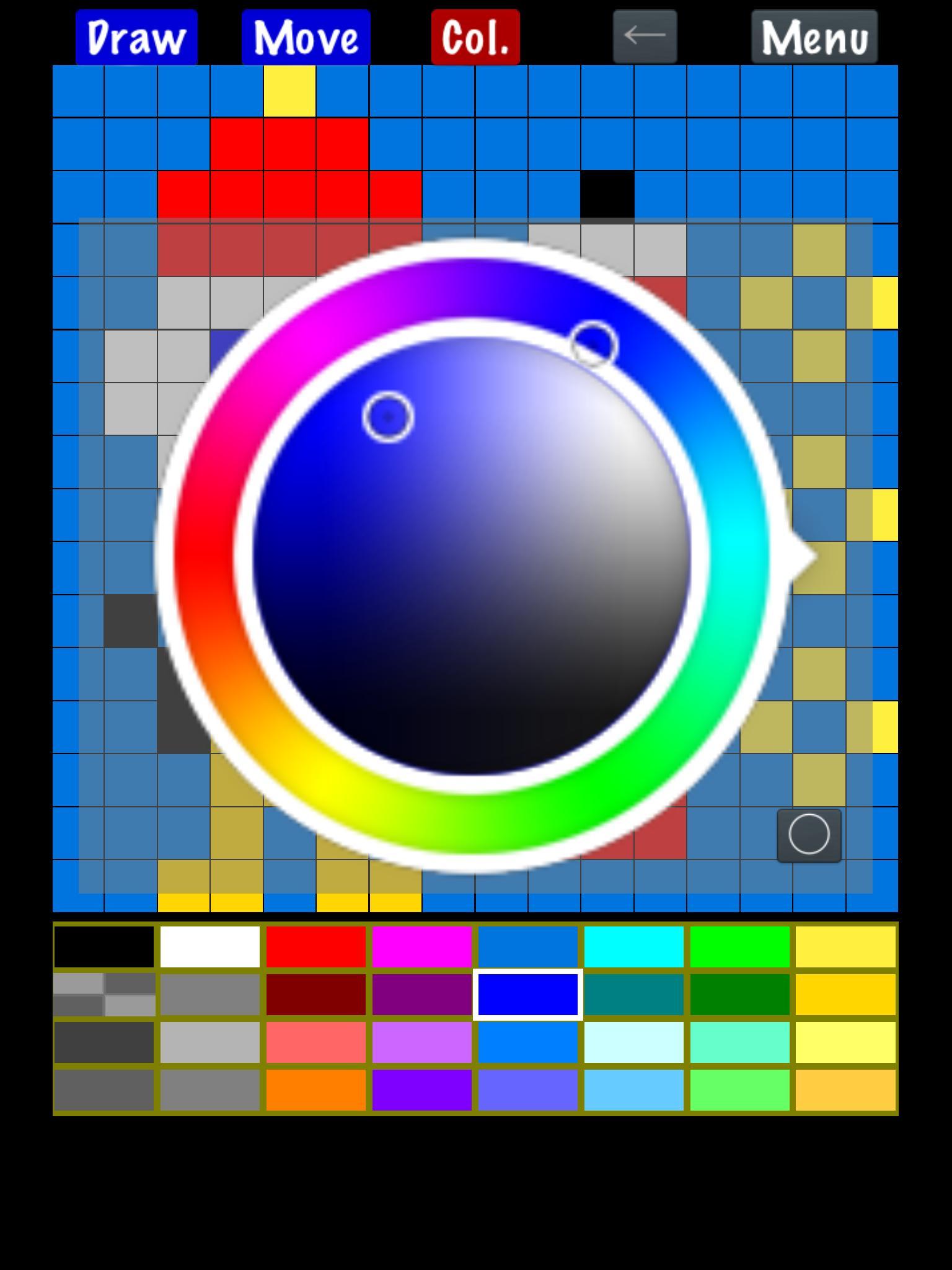 Pixel Art Maker poster