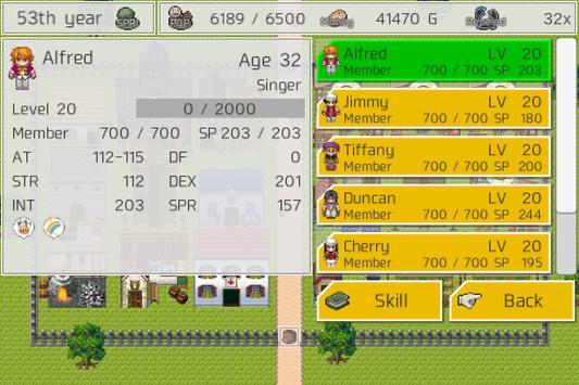 Defense RPG 2 screenshot 2