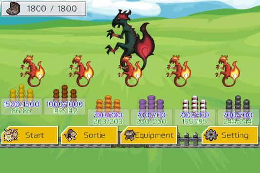 Defense RPG 2 apk screenshot