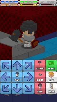 タクティクスRPG スクリーンショット 10